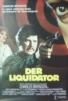 The Evil That Men Do - German Movie Poster (xs thumbnail)