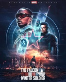 """The Falcon and the Winter Soldier"" - Movie Cover (xs thumbnail)"