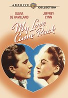 My Love Came Back - Movie Cover (xs thumbnail)