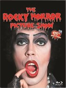 The Rocky Horror Picture Show - Blu-Ray movie cover (xs thumbnail)
