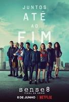 """Sense8"" - Portuguese Movie Poster (xs thumbnail)"
