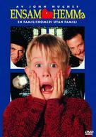 Home Alone - Swedish DVD cover (xs thumbnail)