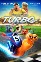Turbo - Mexican DVD movie cover (xs thumbnail)