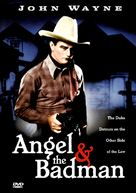 Angel and the Badman - DVD cover (xs thumbnail)
