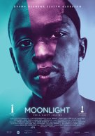 Moonlight - Slovak Movie Poster (xs thumbnail)