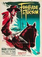 Gunsmoke in Tucson - French Movie Poster (xs thumbnail)