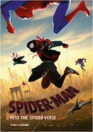 Spider-Man: Into the Spider-Verse - Norwegian Movie Poster (xs thumbnail)
