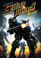 Starship Troopers 3: Marauder - Movie Cover (xs thumbnail)
