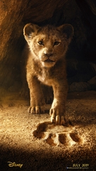 The Lion King - Malaysian Movie Poster (xs thumbnail)