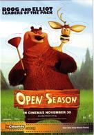 Open Season - Singaporean Advance movie poster (xs thumbnail)