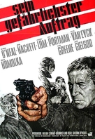 Assignment to Kill - German Movie Poster (xs thumbnail)