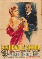 Of Human Bondage - Italian Movie Poster (xs thumbnail)