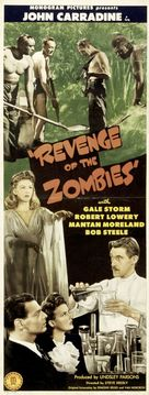 Revenge of the Zombies - Movie Poster (xs thumbnail)