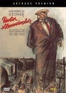 Berlin - Alexanderplatz - German Movie Cover (xs thumbnail)