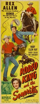 Rodeo King and the Senorita - Movie Poster (xs thumbnail)