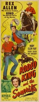 Rodeo King and the Senorita - Movie Poster (xs thumbnail)
