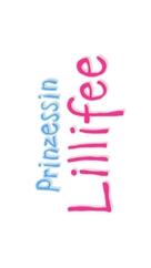 Prinzessin Lillifee - German Logo (xs thumbnail)