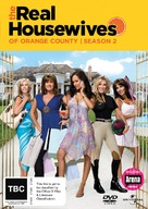 """The Real Housewives of Orange County"" - New Zealand DVD cover (xs thumbnail)"