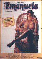 Emmanuelle - German Movie Poster (xs thumbnail)