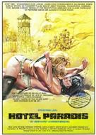 Orinoco: Prigioniere del sesso - Danish Movie Poster (xs thumbnail)