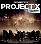 Project X - Blu-Ray movie cover (xs thumbnail)