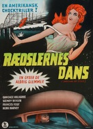 Carnival of Souls - Danish Movie Poster (xs thumbnail)