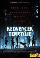 Pet Sematary - Hungarian Movie Poster (xs thumbnail)