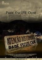 Páre, Escute, Olhe - Portuguese Movie Poster (xs thumbnail)