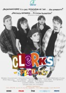 Clerks. - Polish Movie Poster (xs thumbnail)