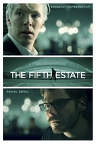 The Fifth Estate - DVD movie cover (xs thumbnail)