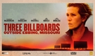 Three Billboards Outside Ebbing, Missouri - Danish Movie Poster (xs thumbnail)