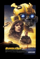 Bumblebee - International Movie Poster (xs thumbnail)