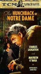 The Hunchback of Notre Dame - VHS movie cover (xs thumbnail)