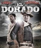 El Dorado - Czech Blu-Ray cover (xs thumbnail)