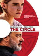 The Circle - DVD cover (xs thumbnail)