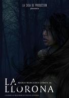 La llorona - Mexican Movie Poster (xs thumbnail)