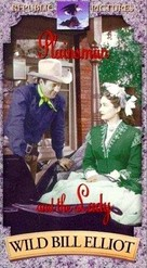Plainsman and the Lady - VHS cover (xs thumbnail)