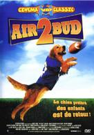 Air Bud: Golden Receiver - French Movie Cover (xs thumbnail)