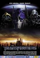 Transformers - Polish Movie Poster (xs thumbnail)