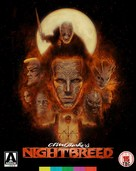 Nightbreed - British Movie Cover (xs thumbnail)
