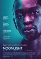 Moonlight - Finnish Movie Poster (xs thumbnail)