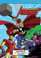 """The Avengers: Earth's Mightiest Heroes"" - DVD movie cover (xs thumbnail)"