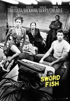 Swordfish - Movie Poster (xs thumbnail)