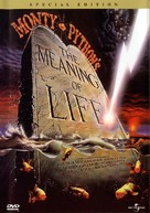 The Meaning Of Life - DVD movie cover (xs thumbnail)