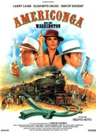 Mon ami Washington - French Movie Poster (xs thumbnail)