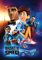 Spies in Disguise - Latvian Movie Poster (xs thumbnail)