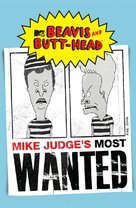 """Beavis and Butt-Head"" - DVD cover (xs thumbnail)"