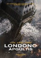 London Has Fallen - Lithuanian Movie Poster (xs thumbnail)