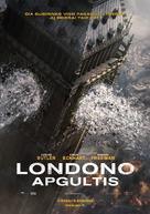 London Has Fallen - Lithuanian Movie Poster (xs thumbnail)