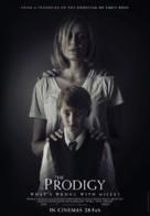 The Prodigy - Malaysian Movie Poster (xs thumbnail)